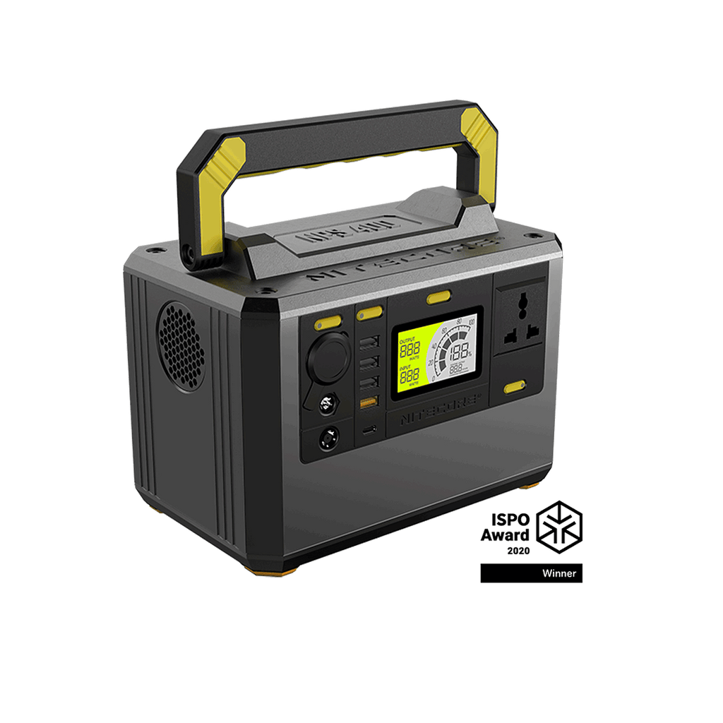 NPS400 (421Wh) Portable Power Station