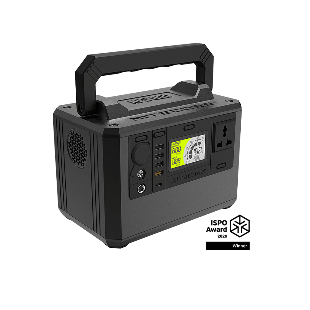 NPS600 (594Wh) Portable Power Station