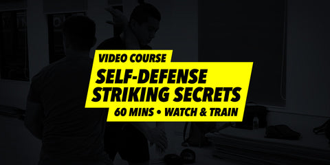 Self Defense Striking Secrets (Video Course)