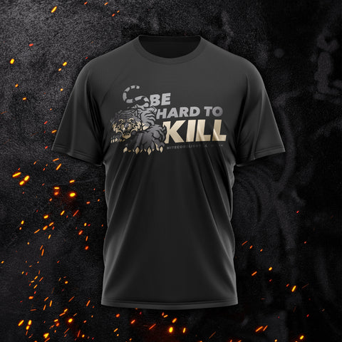'Hard To Kill' Dri-Fit Shirt - Tiger