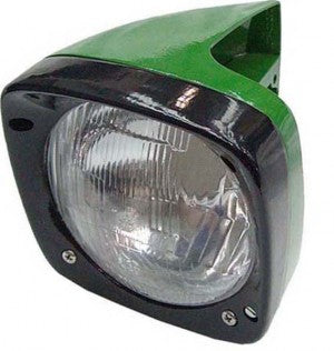 John Deere Head Lamp & Metal Cowl
