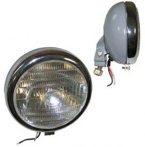 Grey Head Lamp
