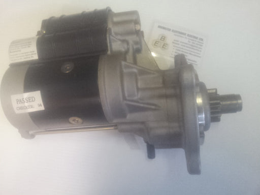 Fiat 90 Series Hi Speed Geared Starter