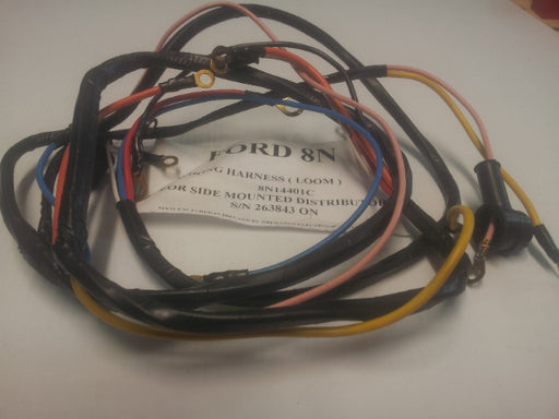 Ford Nan C tractor harness