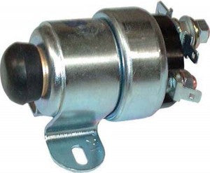 External Tractor Solenoid With Press Button
