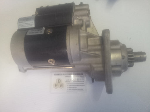 Hi Speed Geared Starter for Zetor tractor.