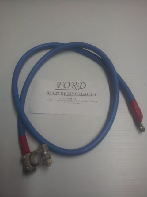 Ford Tractor Live Starter Cable