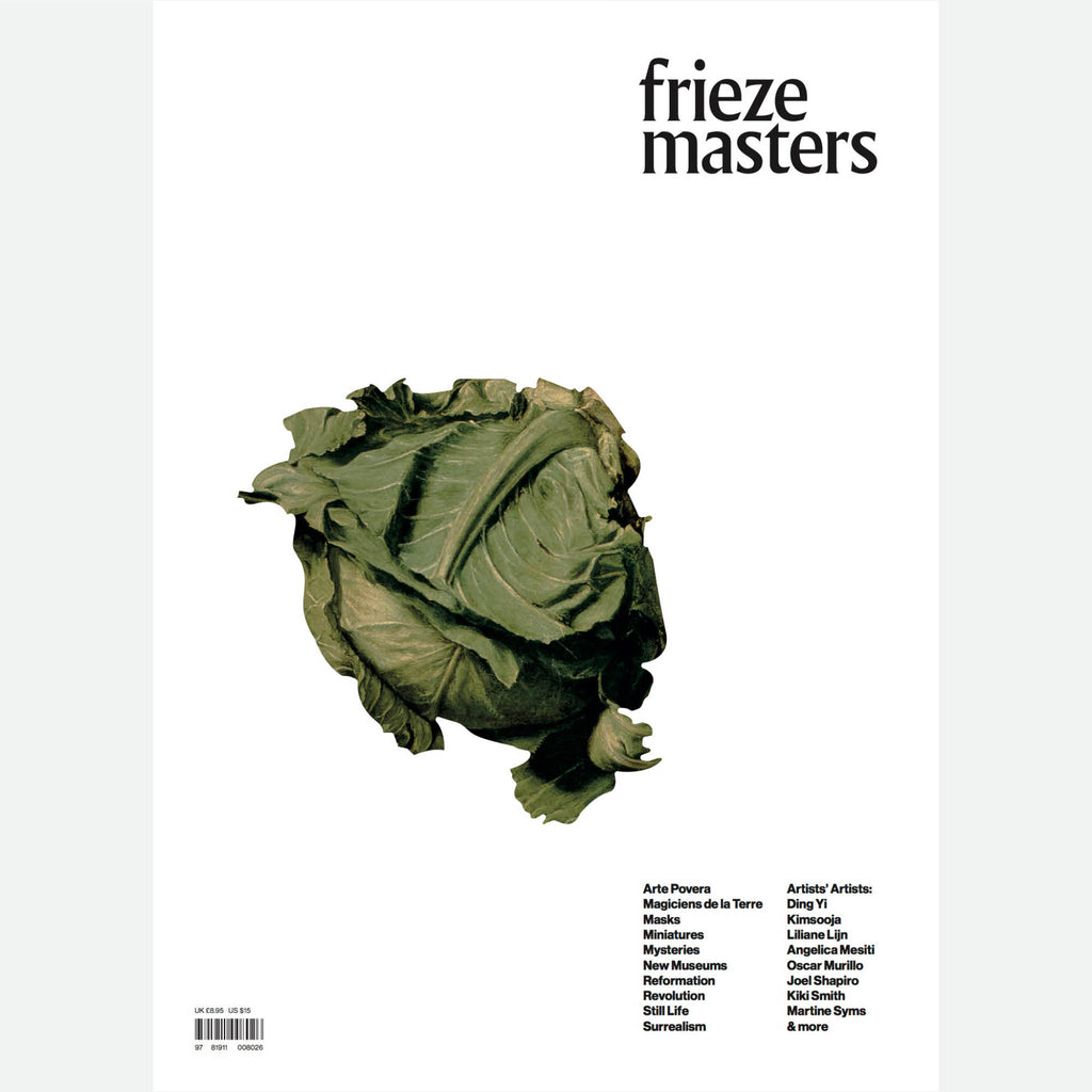 Frieze Masters - issue six