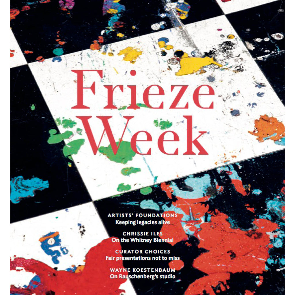 Frieze Week 4
