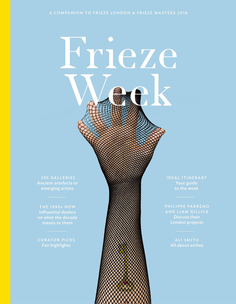 Frieze Week 3