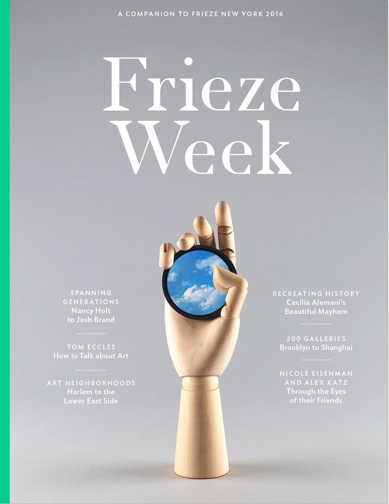 Frieze Week issue 2