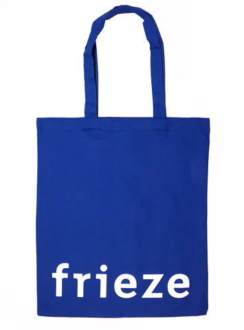Limited edition Tote bag: Electric Blue
