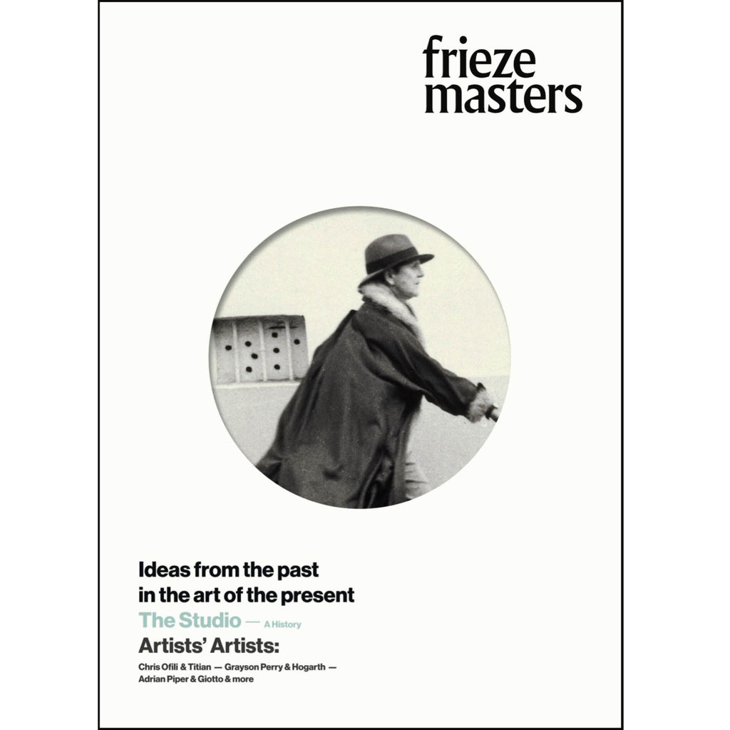 Frieze Masters - issue one