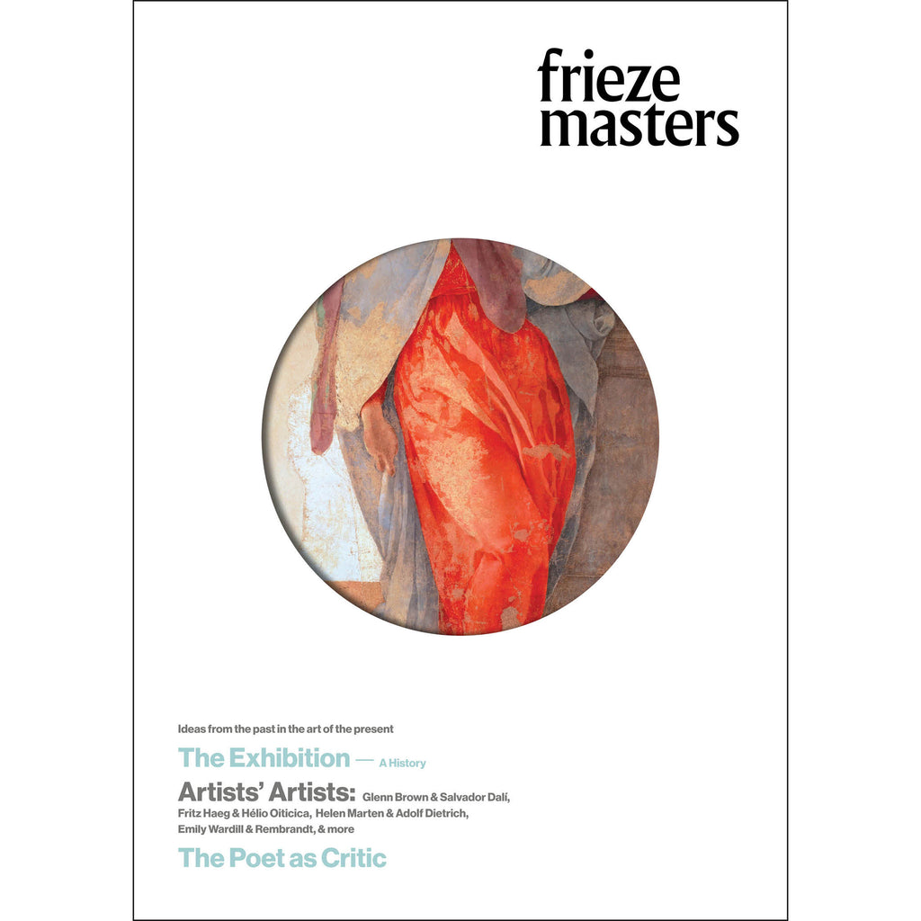 Frieze Masters - issue two