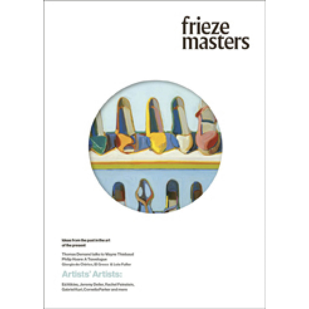 Frieze Masters - issue three