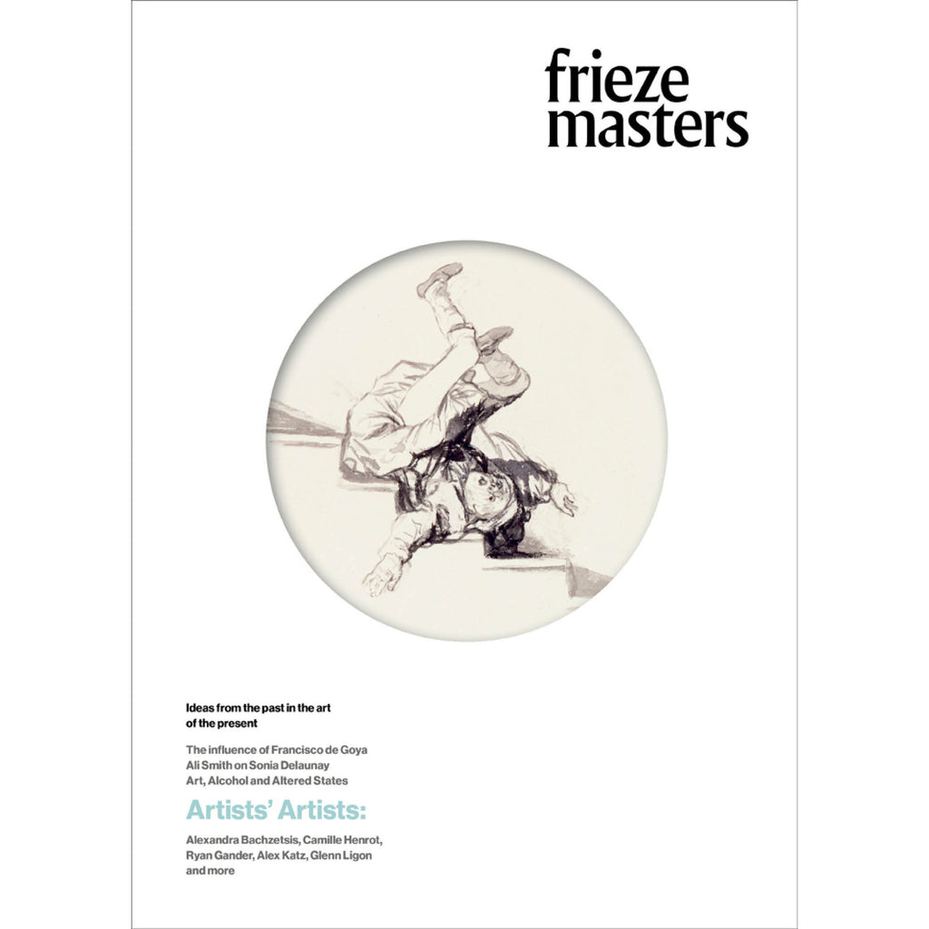 Frieze Masters - issue four