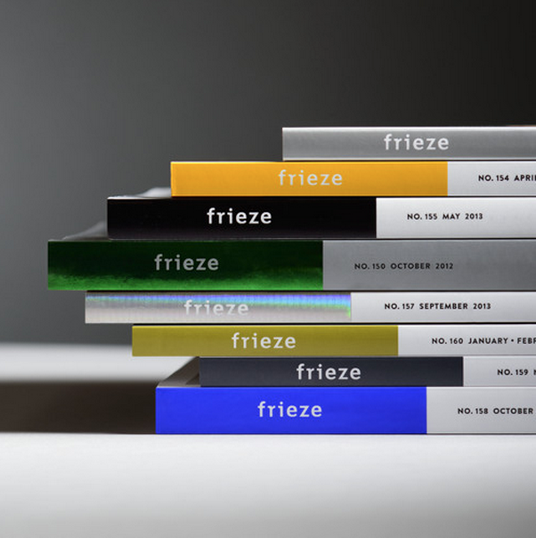 Frieze Subscription Special Offer - for readers of Catalogue