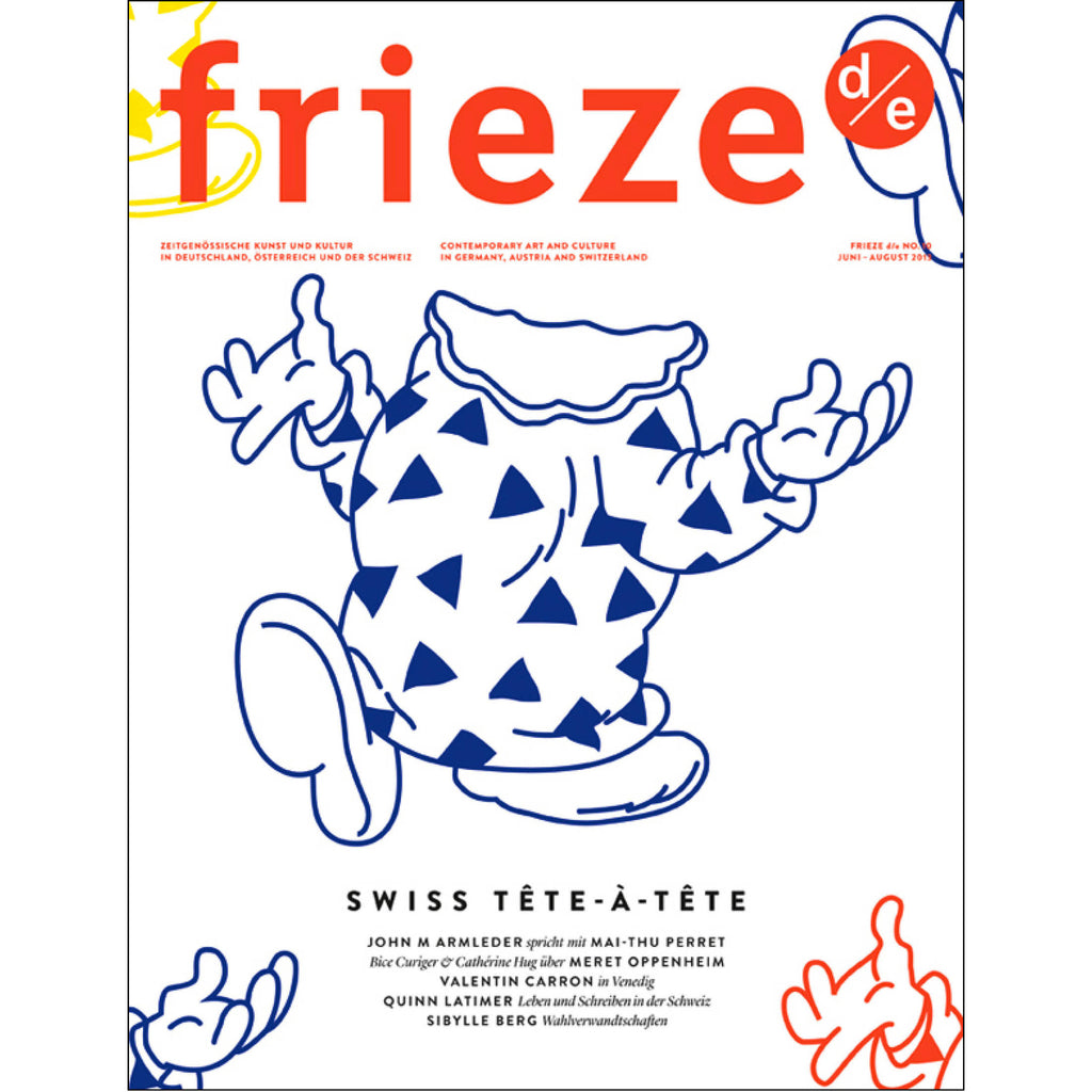 frieze d/e issue 10
