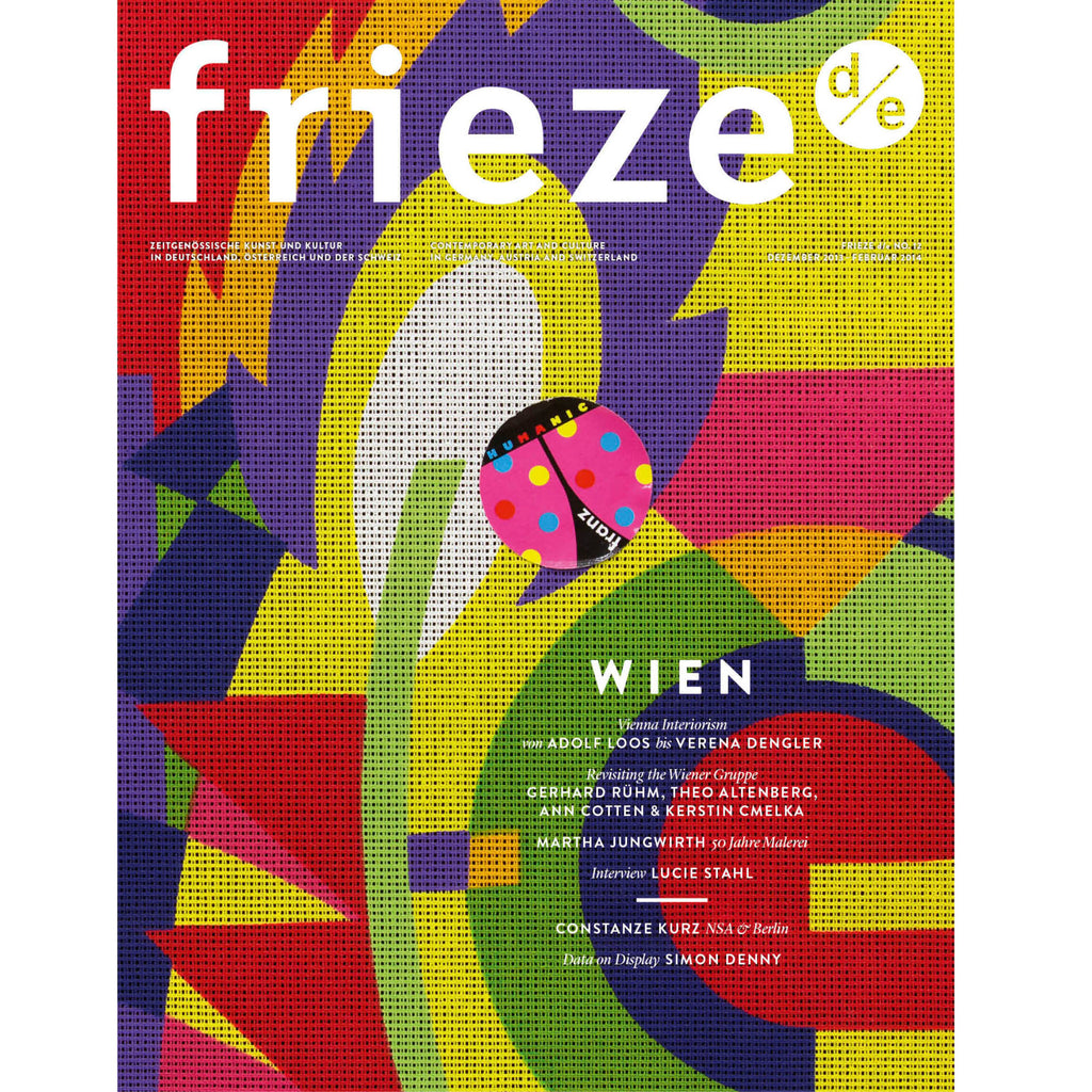 frieze d/e issue 12