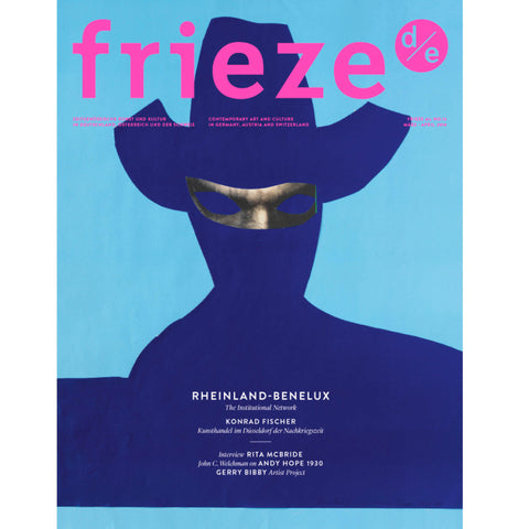 frieze d/e issue 13