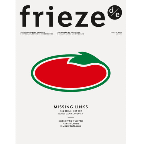 frieze d/e issue 14