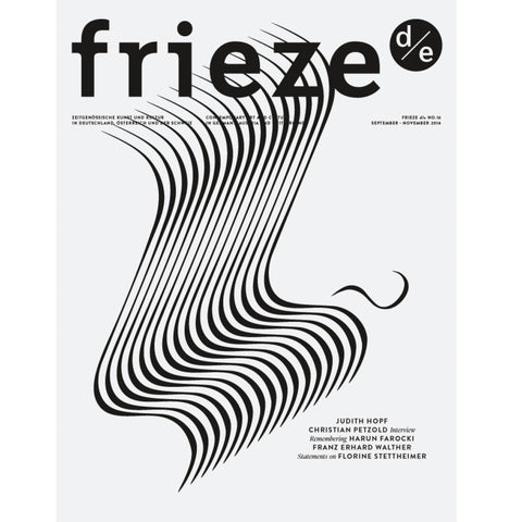 frieze d/e issue 16