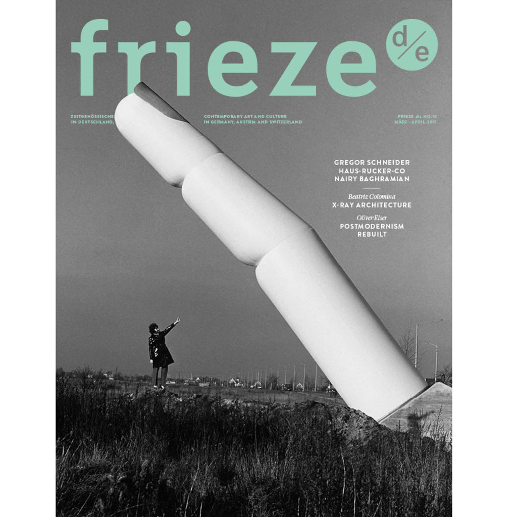 frieze d/e issue 18
