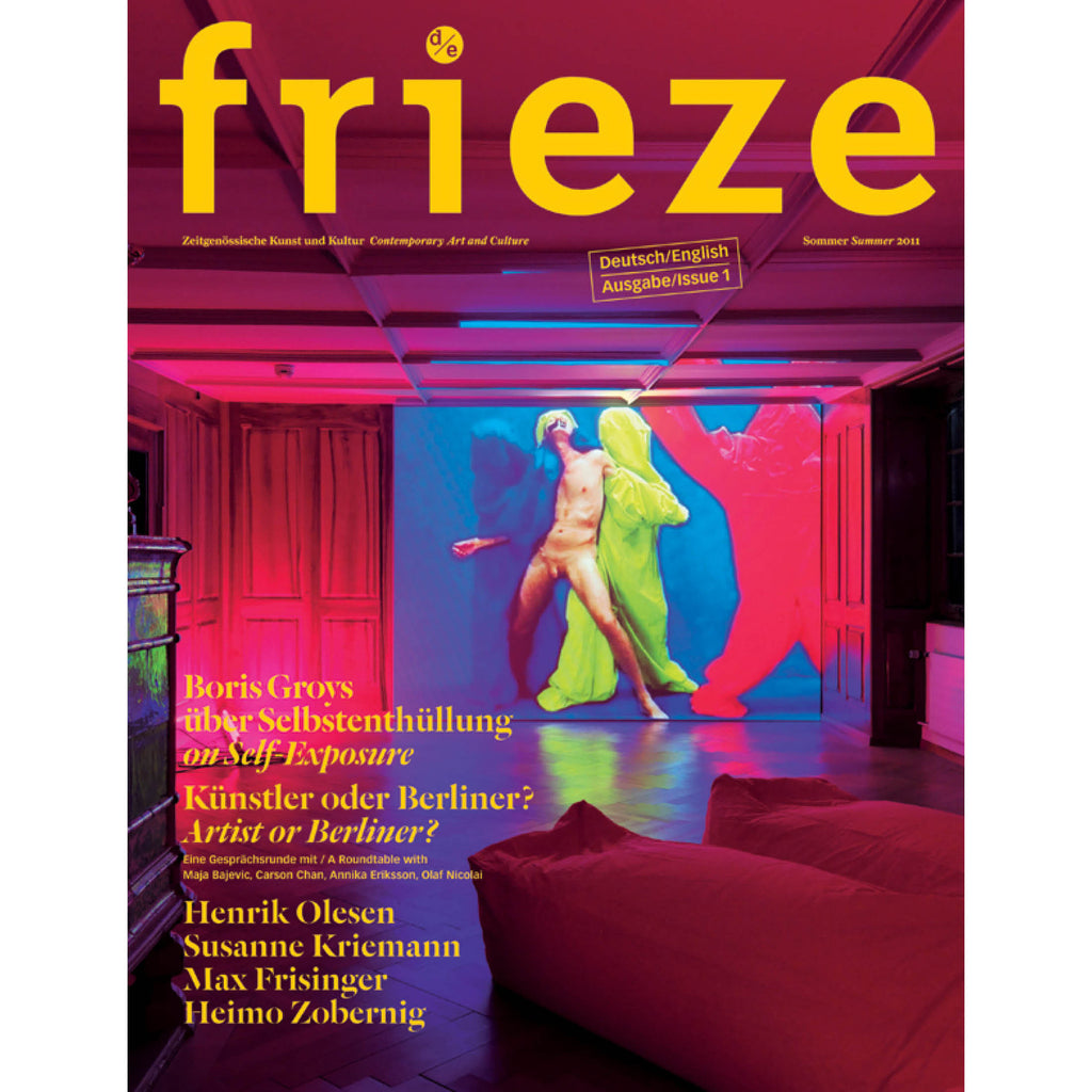 frieze d/e issue 1