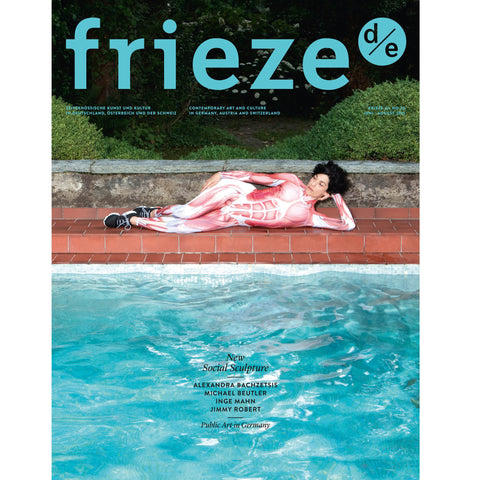 frieze d/e - Issue 20