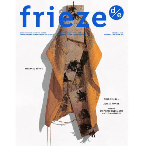 frieze d/e - Issue 21