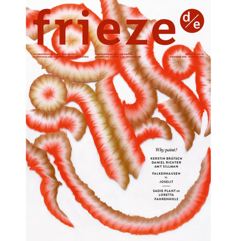 frieze d/e - issue 22