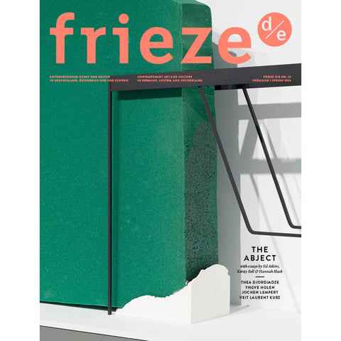 frieze d/e - Issue 23