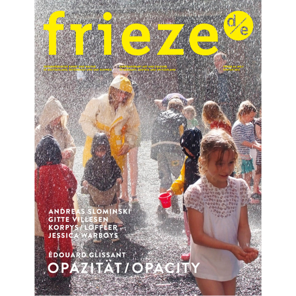 frieze d/e issue 7
