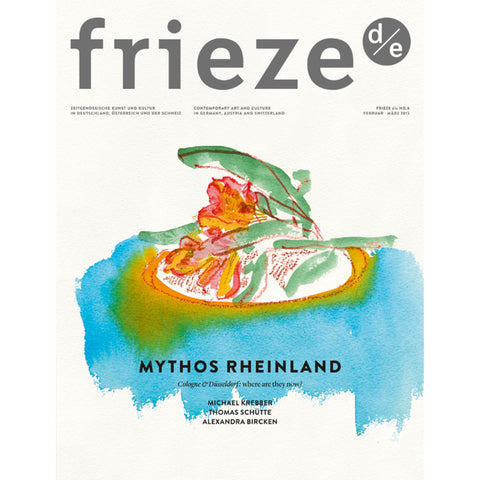 frieze d/e issue 8