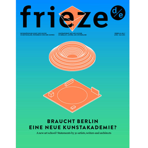 frieze d/e issue 9