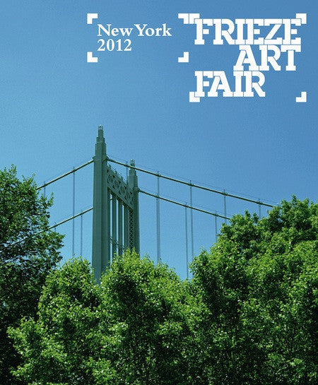Frieze New York Catalogue 2012