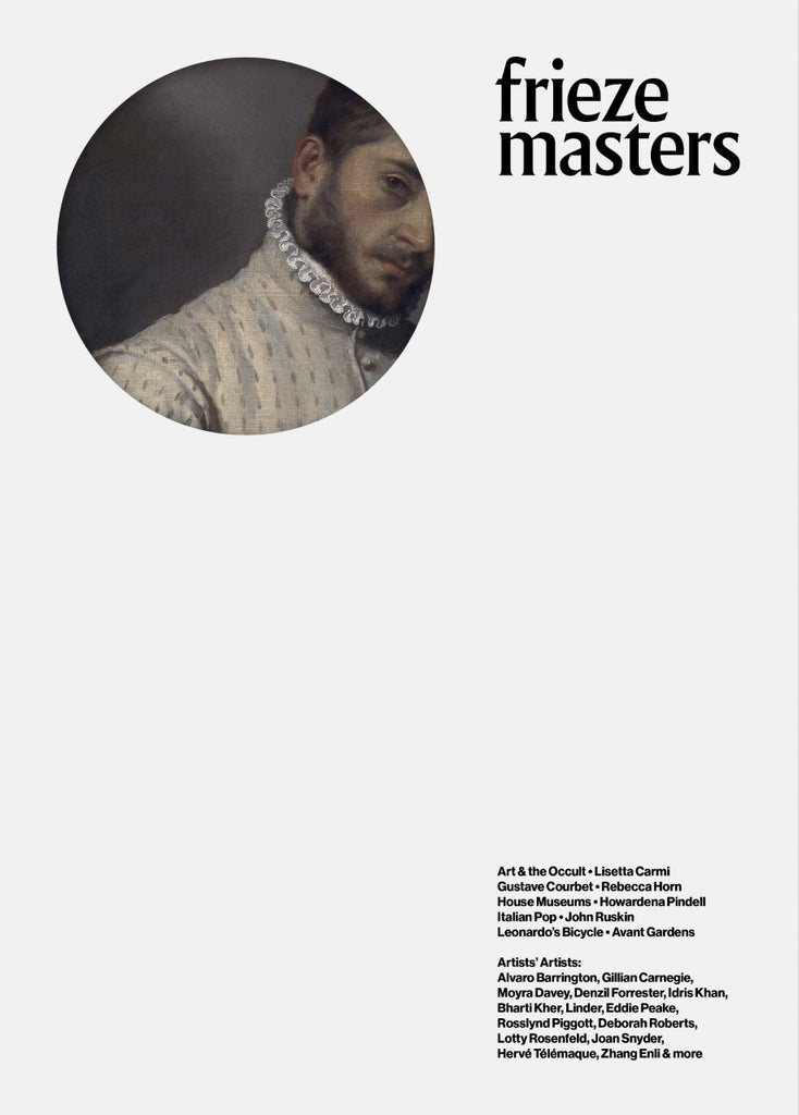 Frieze Masters - Issue Eight - LABF offer