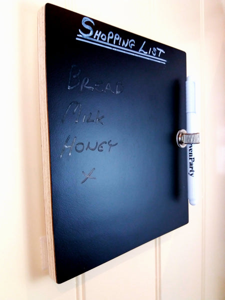 Blackboard / Chalkboard / Kitchen Message Board (A5 and A4 Size)