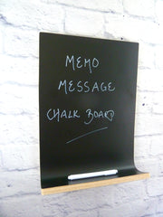 Blackboard / Chalkboard with Shelf