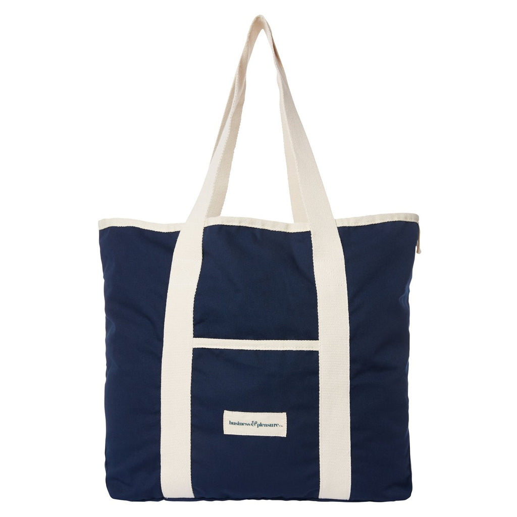 The Beach Bag - Atlantic Blue