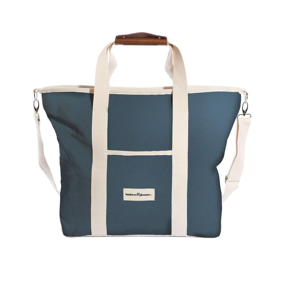 The Cooler Tote Bag - Atlantic Blue