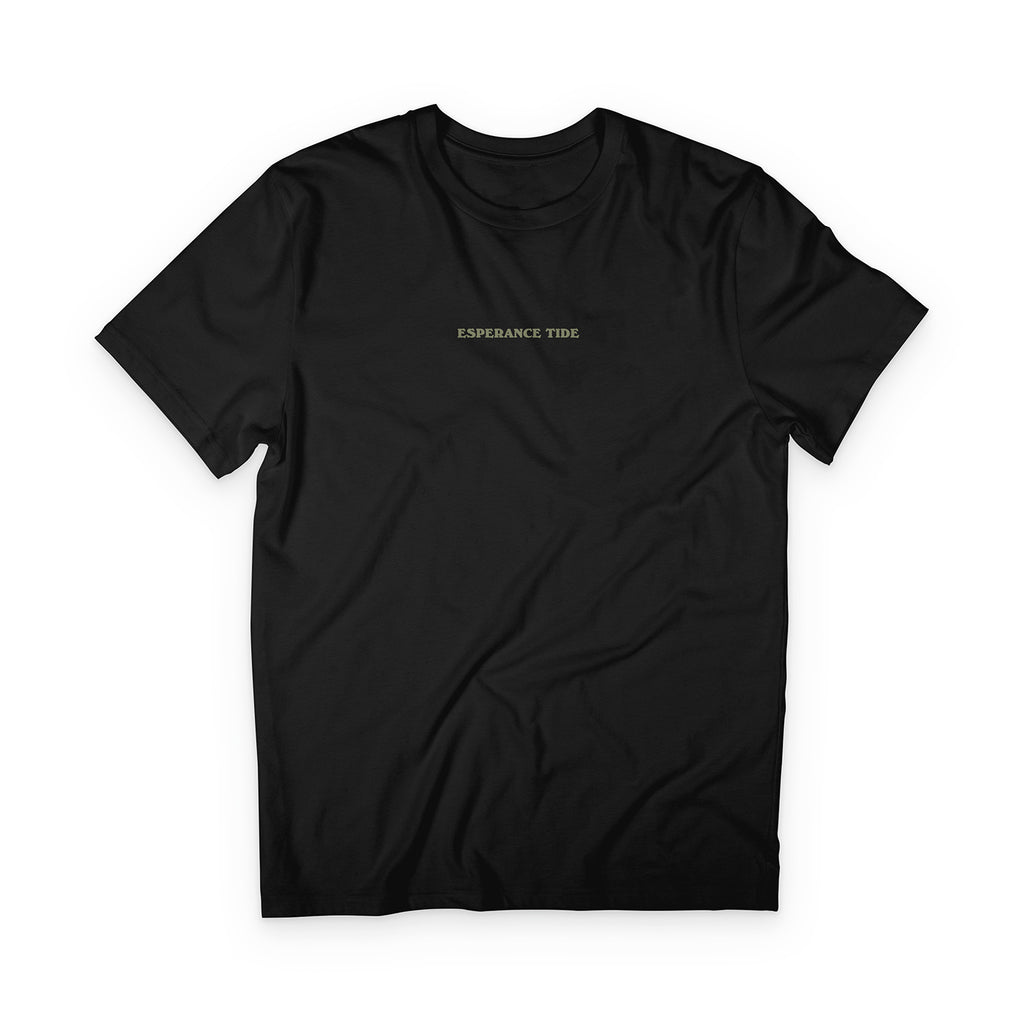 Cape le Grand Tee - Black (PRE-ORDER)