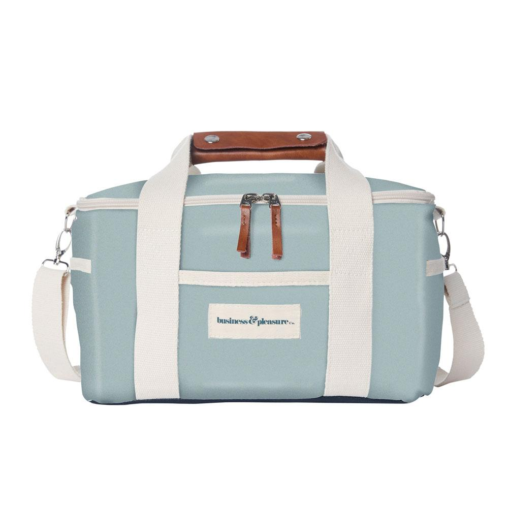 The Premium Cooler Bag - Santorini Blue