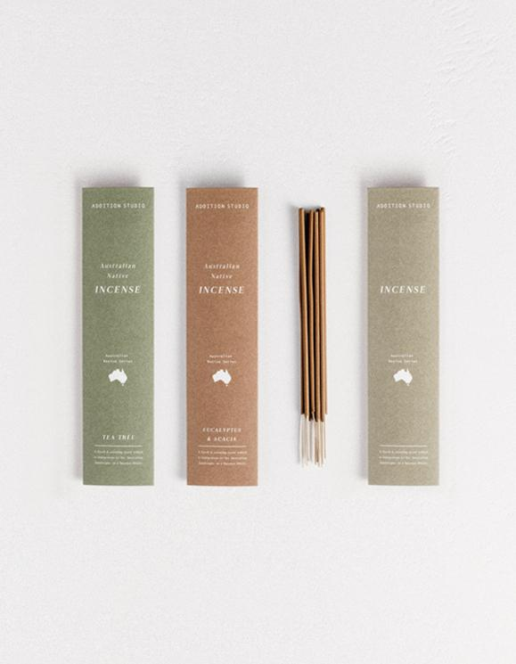 Addition Studio Incense Small Pack