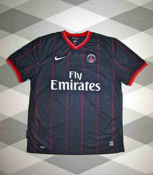 2009/10 Paris Saint-Germain Home Football Shirt XL 1