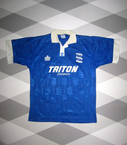 1994/95 Birmingham City Home Football Shirt M 1