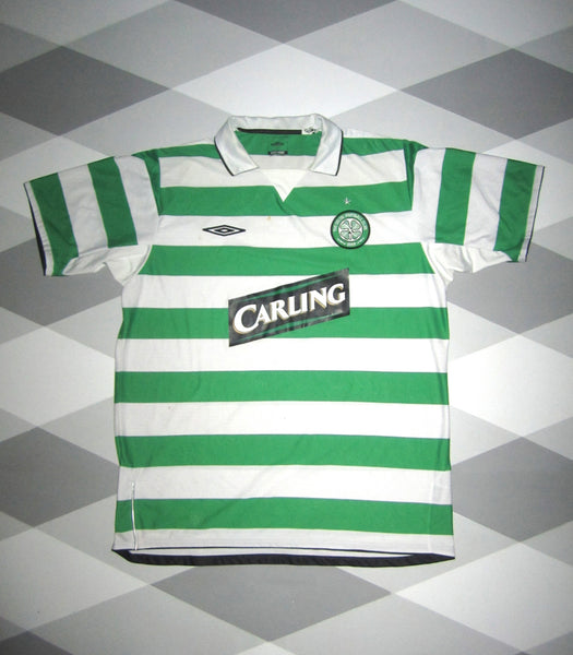2004/05 Celtic Home Shirt XL