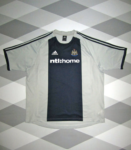 2002/03 Newcastle United Away Football Shirt XL 1