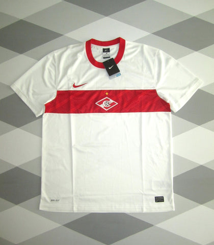 2011/12 Spartak Moscow Away Football Shirt XL * BNWT * 1