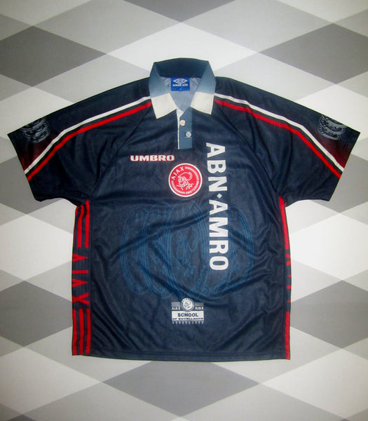 1997/98 Ajax Away Shirt XL